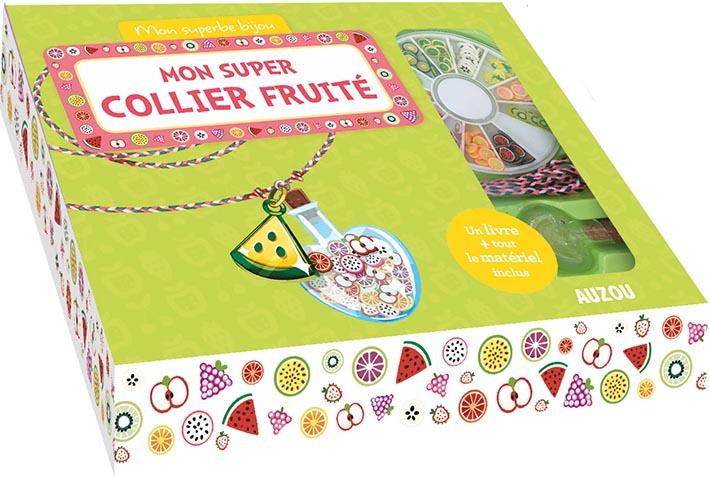MON SUPER COLLIER FRUITE MATHILDE PARIS / SHI PHILIPPE AUZOU
